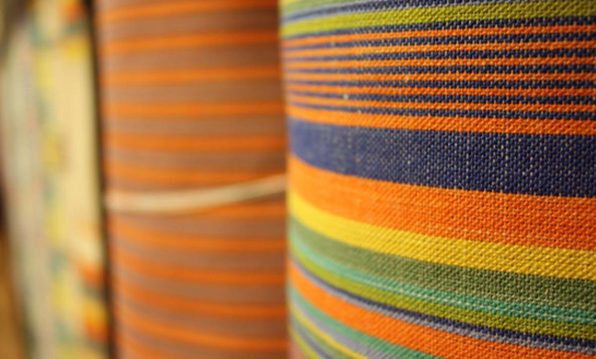 Taller textil artesano de Mallorca