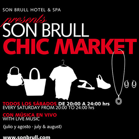 Hotel Son Brull Chic Market
