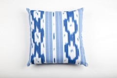 COJIN-SIMPLE-104-AZUL-IKAT