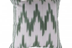 COJIN-SIMPLE-236-VERDE-OLIVA-IKAT