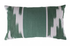 COJIN-SIMPLE-50-VERDE-OLIVA-IKAT