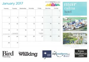 COUNTRY WALKING 2016 CALENDAR