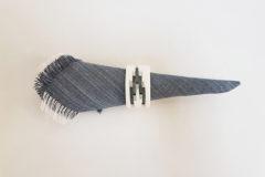 servilletro gris
